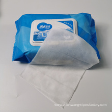 Toilet Flushable Wet Wipes for Adults